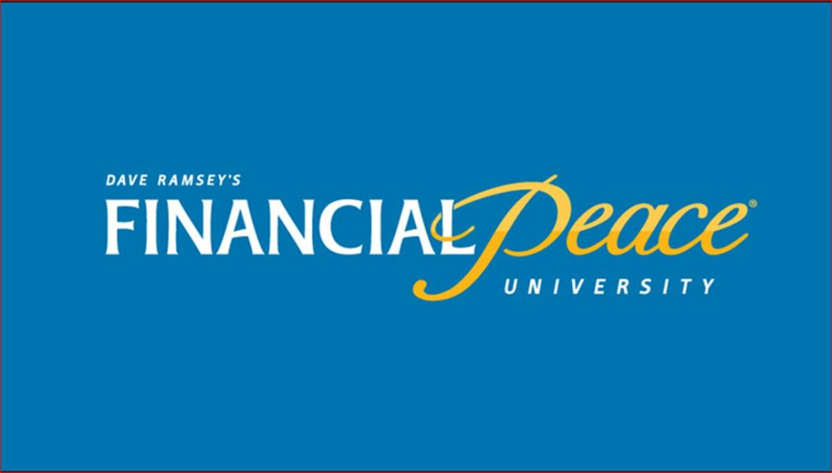 Financial Peace University 2019
