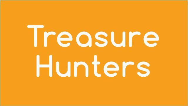 Treasure Hunters 2018