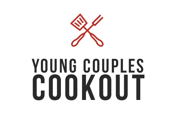 Young Couples Cookout