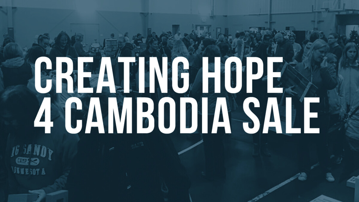 Creating Hope 4 Cambodia 2019