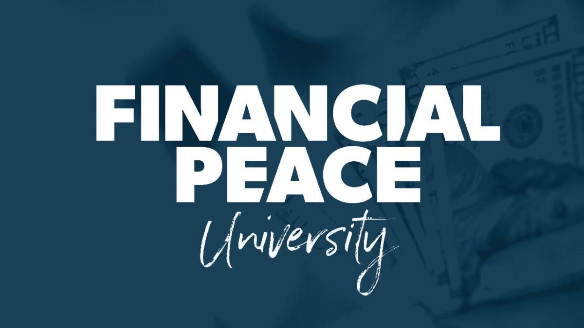Financial Peace University 2020