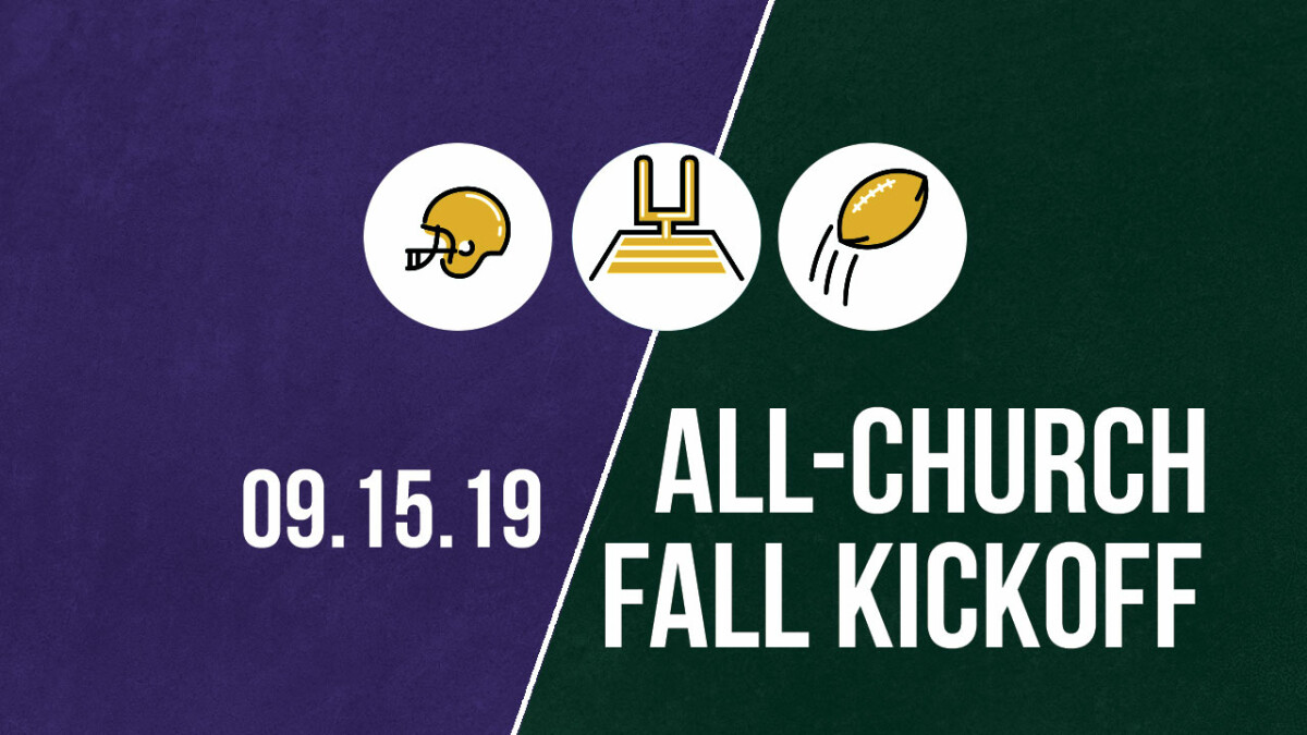 All-Church Fall Kickoff